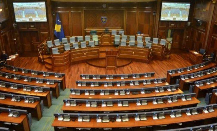 Vdes koordinatori i Kuvendit të Kosovës, Byrhan Buçinca