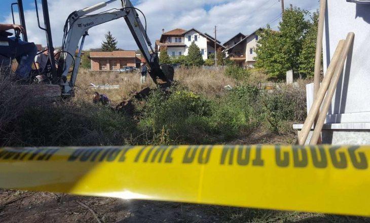 Nga gërmimet në veri të Mitrovicës nuk u gjetën mbetje mortore