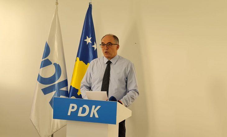 PDK në Prizren akuzon Haskukën për largimin e subjekteve politike nga zyrat