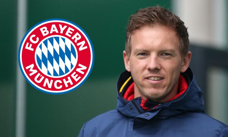 Julian Nagelsmann zëvendëson Hans Flick te Bayern Munchen