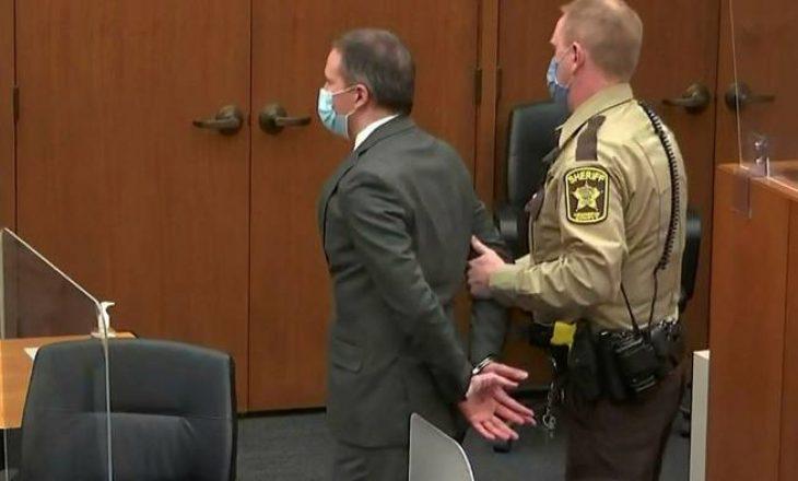SHBA: Derek Chauvin fajtor për vrasjen e George Floyd