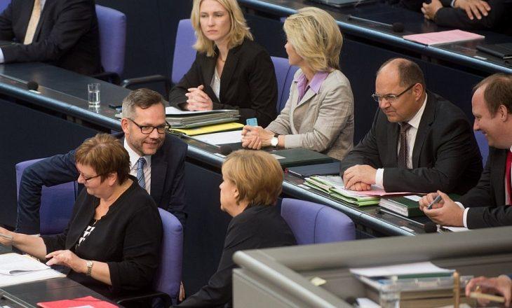 Gjermania reagon pas publikimit të dokumentit për ndryshim kufijsh, e quan rrugë të rrezikshme