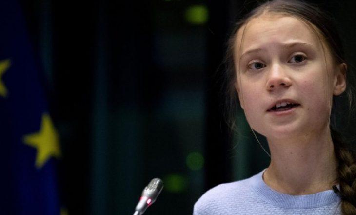 Greta Thunberg dhuron 100 mijë euro për vaksina anti-COVID
