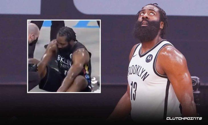 NBA: James Harden për 10 ditë do të mungojë te Brooklyn Nets shkaku i dëmtimit