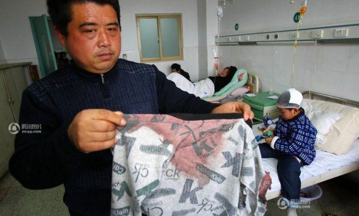 Sulm me thikë në një kopësht në Kinë, dy fëmijë kanë humbur jetën