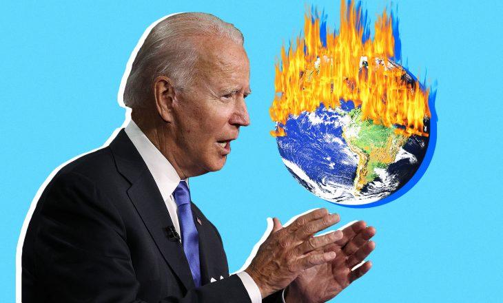 Biden do të presë në takim 40 udhëheqës botërorë për të diskutuar rreth ndryshimeve klimatike