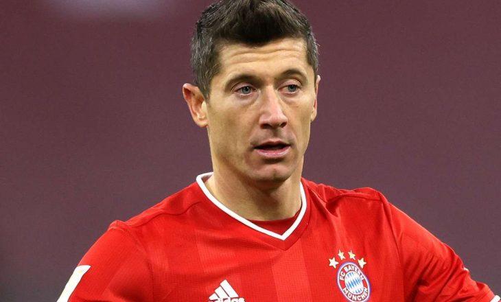 Lewandowski mungon ndaj PSG-së