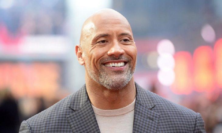 Aktori amerikan Dwayne 'The Rock' Johnson kandidat për president të SHBA-ve