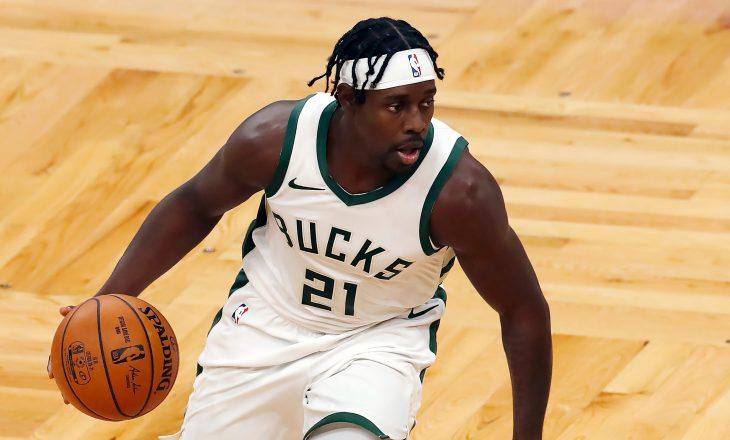 NBA: Holiday zgjatë për katër vite kontratën me Milwaukee Bucks në vlerë prej 160 milionë dollarësh