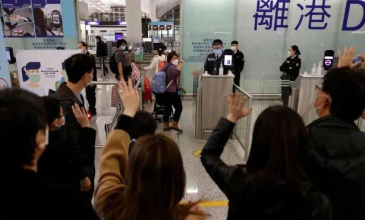 Hong Kongu miraton ligjin që mund të ndalojë largimin e njerëzve