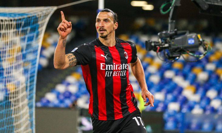 Shfaqen vonesa në rinovimin e kontratës së Ibrahimoviçit me Milanin