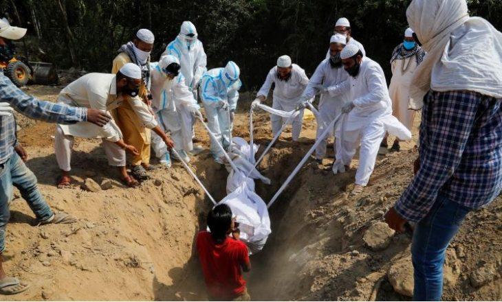 Indi: Zjarri vret pacientë në spital ndërkohë që rastet me Coronavirus shënojnë rekorde
