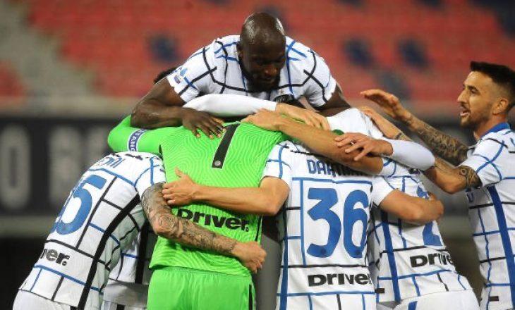 Conte pas fitores ndaj Bolognës thyen një rekord të Roberto Mancinit
