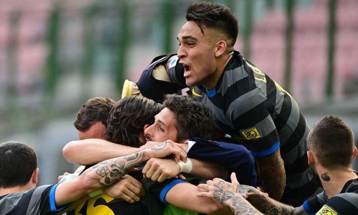 Inter mposht Veronën, i afrohet titullit ndërsa Juve barazon me Fiorentinën