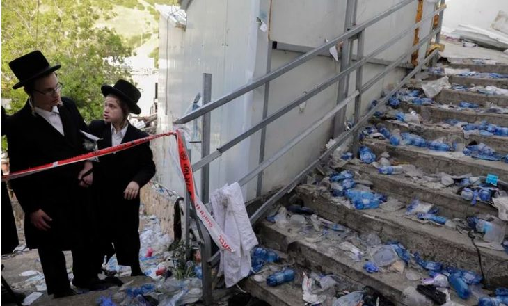 Kaos në Izrael: Të paktën 45 të vdekur në festivalin religjioz