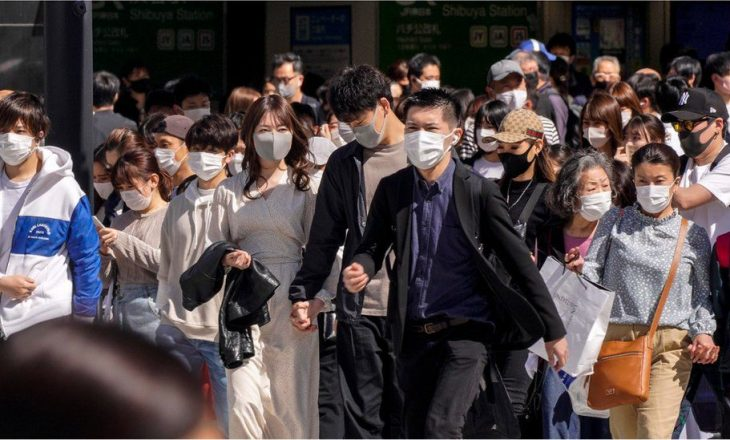 Japonia vendos masa të reja kufizuese para fillimit të Lojërave Olimpike
