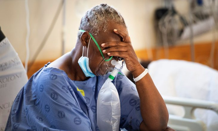 Një studim izraliet thotë se vaksina anti-COVID mund të mos ketë ndikim tek varianti afrikan