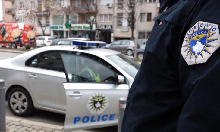 Arrestohet pasi ofendoi zyrtarët policorë e njërin prej tyre e goditi