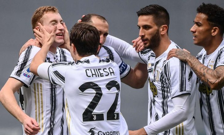 Serie A: Juventus, Napoli dhe Lazio shënojnë fitore