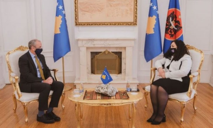 Osmani: Kosova ka synim të anëtarësohet në OSBE