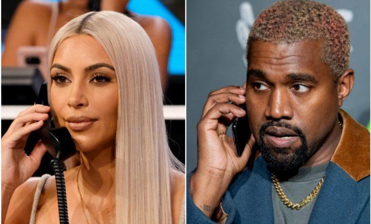 Vijon divorci – Kanye West i përgjigjet kërkesës së Kim Kardashian