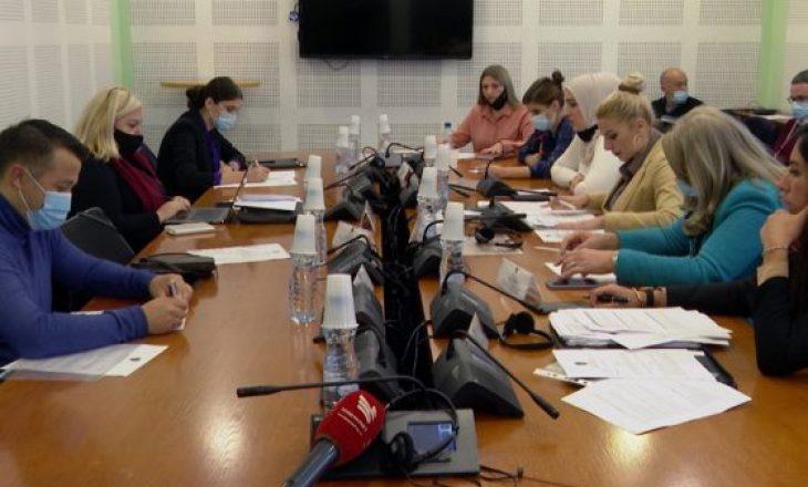 Komisioni parlamentar fton në raportim Avokatin e Popullit