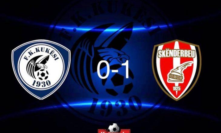 Kategoria Superiore: Tirana mposht Apoloninë ndërsa Skënderbeu fiton si mysafir te Kukësi