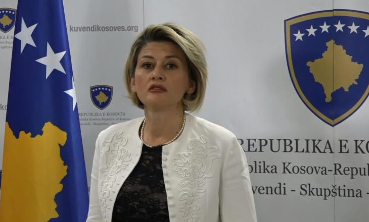 Kusari-Lila: S'kemi folur me Halitin për seancën e sotme, jemi në bisedime me disa deputetë tjerë