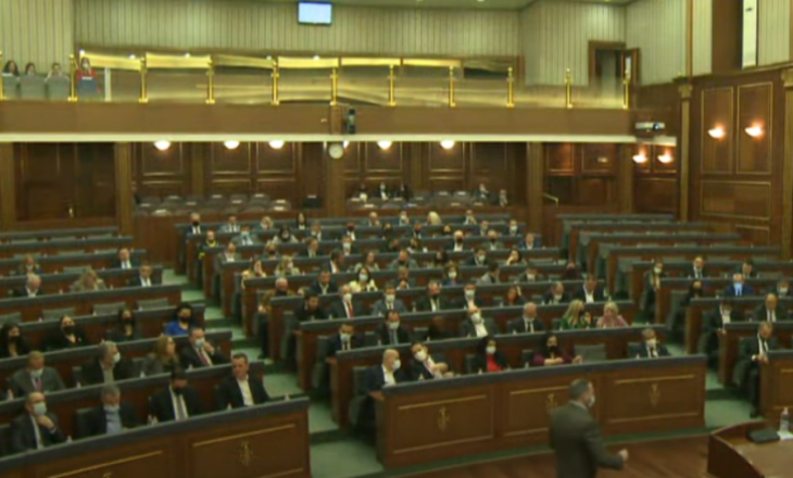 Nuk kalon në shqyrtim të parë propozimi për ndryshimin e Ligjit për Zgjedhjet