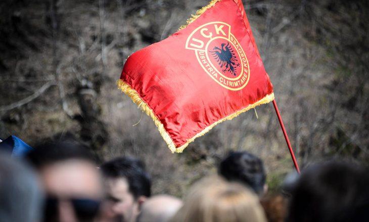 Zyrtari i PDK-së: Flamuri i UÇK-së duhet të jetë në Presidencë
