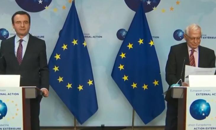 Kurti: Dialogu mund të fillojë në qershor pasi të takohem me opozitën