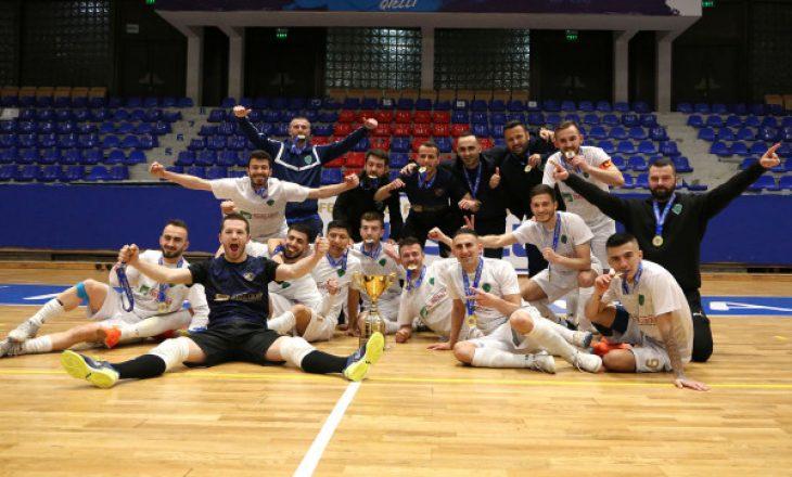 FC Liqeni nga Drenasi është fitues i Kupës së Kosovës në futsall