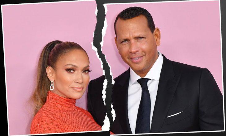 Jennifer Lopez dhe Alex Rodriguez janë tashmë zyrtarisht të ndarë