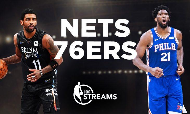 Philadelphia 76ers mposht Brooklyn Nets, ngjitet në krye të Konferencës Lindore – rezultatet në NBA