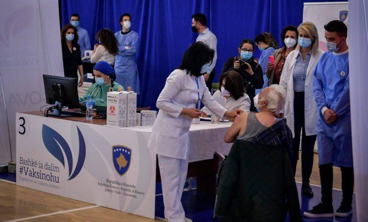 Mbi 1 mijë të moshuar mbi moshën 80 vjeçare janë vaksinuar