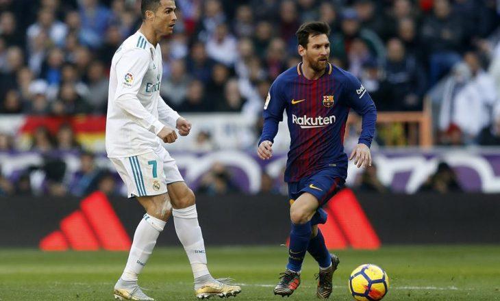 12 sezona me 25 e më shumë gola, askush se ka bërë këtë pos Messit e Roanldos