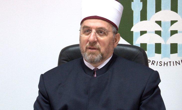 Myftiu Tërnava, jep mesazhin për fillimin e muajit të Ramazanit