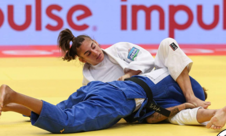 Nora Gjakova e fillon mbarë Kampionatin Evropian në Portugali