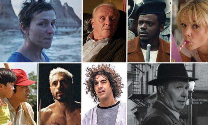 """Këta janë 8 filmat e nominuar si më të mirët në """"Oscars 2021"""""""