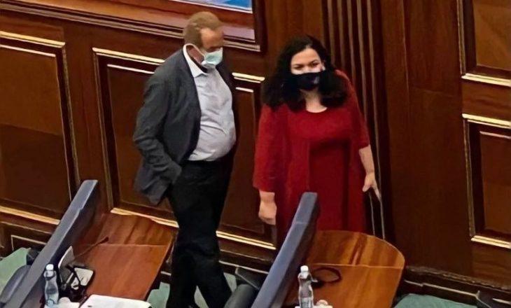 Pacolli: Kam votuar për Vjosa Osmanin