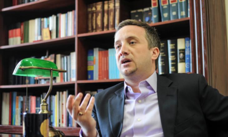 Pallaska: Qeveria nuk duhet ta pranojë Lajçakun si ndërmjetësues i anshëm