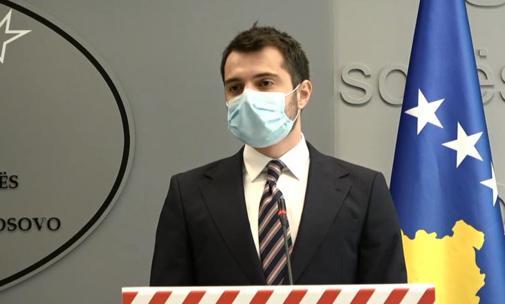 Zëdhënësi i Qeverisë: Reciprociteti nuk është nocion i ri, Serbia të mos ndihet e kërcënuar
