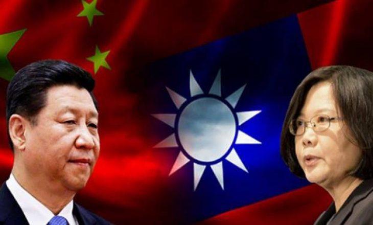 Veprimi agresiv i Kinës mbi Tajvanin