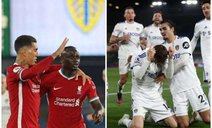 Liverpool nuk shkon më shumë se një barazim te Leeds United, ekipet ndajnë pikët