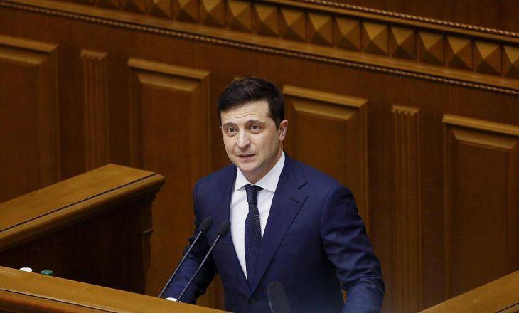 Presidenti i Ukrainës: Nuk ka kohë për të humbur që të zgjidhet tensioni me Rusinë