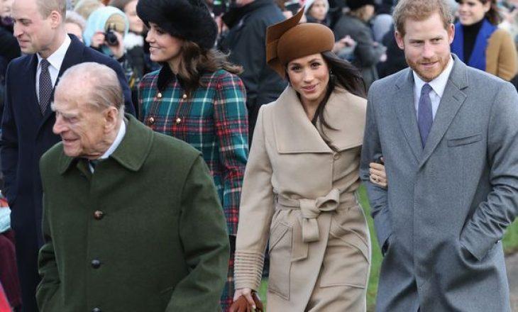 Pse Meghan Markle nuk do të jetë prezente në funeralin e Princit Philip?