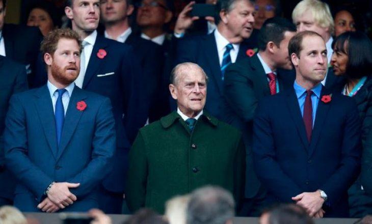 William dhe Harry nuk do të ecin përkrah njëri tjetrit në funeralin e Princit Philip