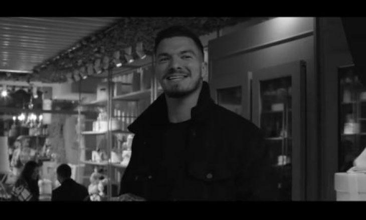 Andi Artani protagonist në videoklipin e këngëtares së njohur