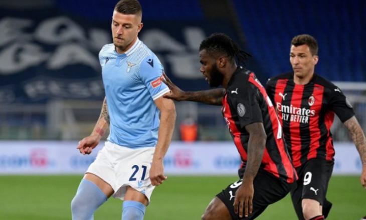 Lazio e mposht Milanin