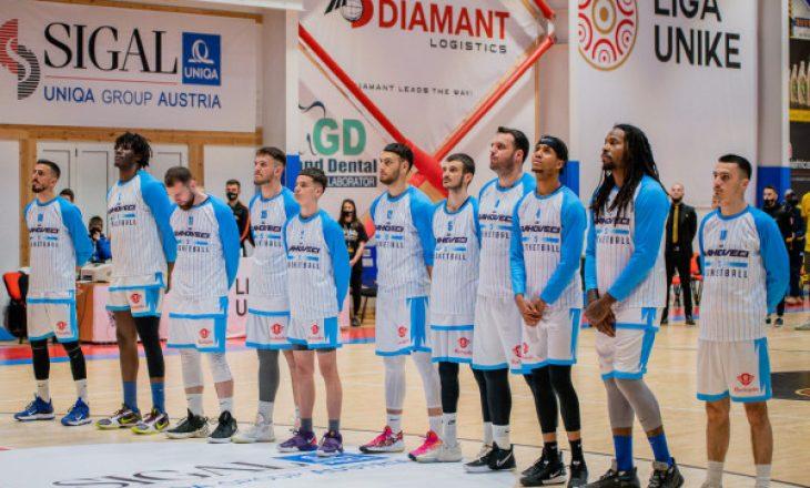 Rahoveci mposht Goga Basketin në duelin për vendin e tretë në Ligën Unike